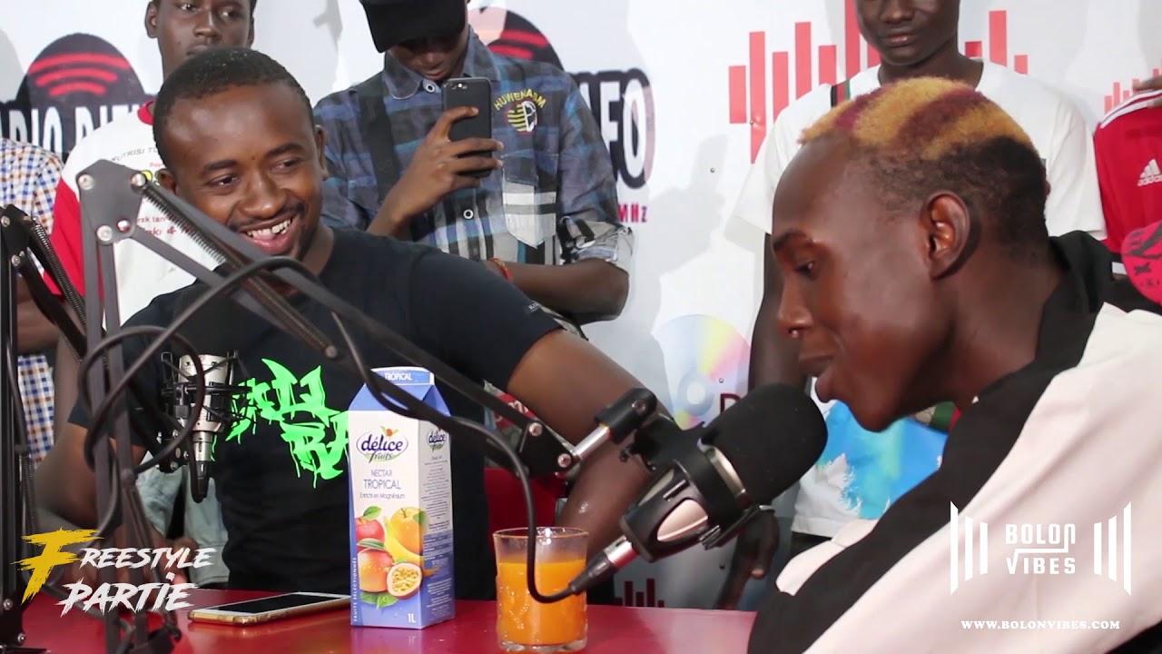 Mali Rap Freestyle Party – Warkane et Mama Le Succes
