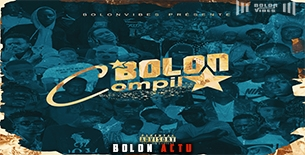 BOLONCOMPIL, Album produit par BolonVibes