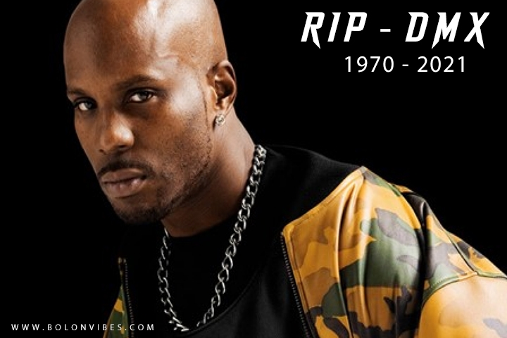 DMX EST MORT