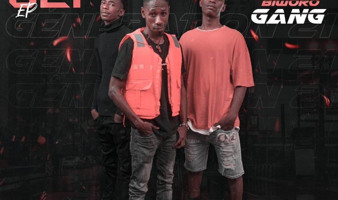 BIWORO GANG – G21 (EP)