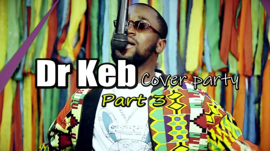 Dr Keb Cover Part 3 – Burna Boy